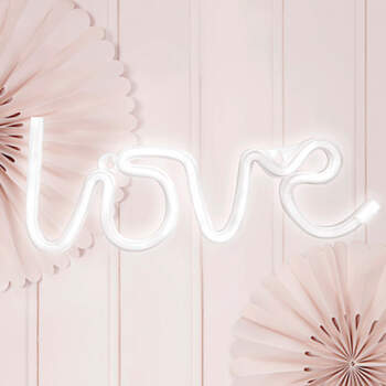 Neon Led love- Compra en The Wedding Shop