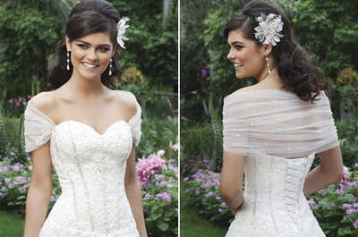 Sincerity Bridal Spring 2013 Collection: 3 Timeless Wedding Trends