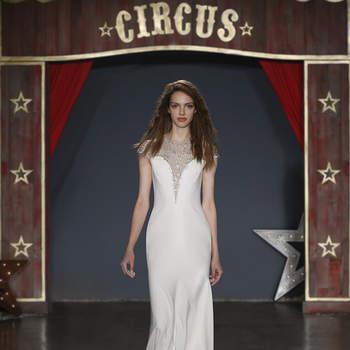 Los vestidos de novia con pedrería más hermosos: Lujo ¡al por mayor!