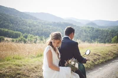 Trucos para aplicar antes de sacarte las fotografías de tu boda, ¿preparada?