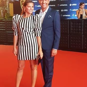 Sónia Araujo e Jorge Gabriel   Foto Reprodução Instagram @sonia_l_araujo