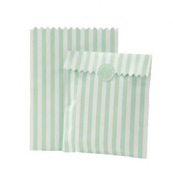 Bolsitas para caramelos de menta 12 unidades- Compra en The Wedding Shop