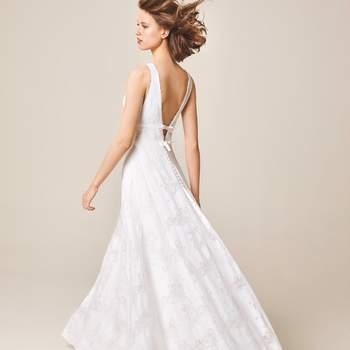 Robe de mariée Jesus Peiro - Modèle 923