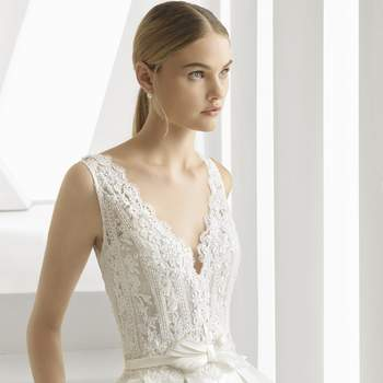 Robe de mariée Rosa Clara - Modèle Dot