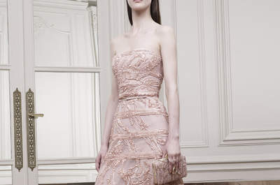 Resort 2015 by Elie Saab: Unconventional looks for the modern bride