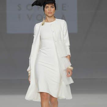Sohpie et Voilà. Credits- Barcelona Bridal Fashion Week