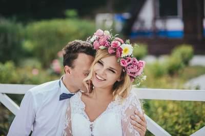 Aby szczęście w małżeństwie nigdy nie ustało – przesądy ślubne od pierścionka zaręczynowego po strój Młodej Pary