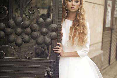 Suknie ślubne nowej projektantki! Sylwia Kopczyńska - projektantka, którą zachwycił się Vogue