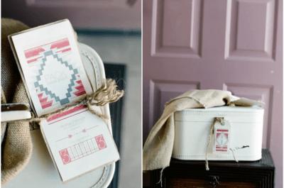 Simplifiez la vie de la future mariée en créant une box futée