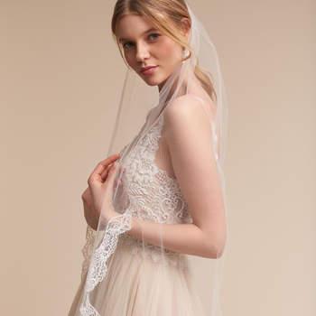Véus de noiva que a tornarão ainda mais especial no dia do seu casamento