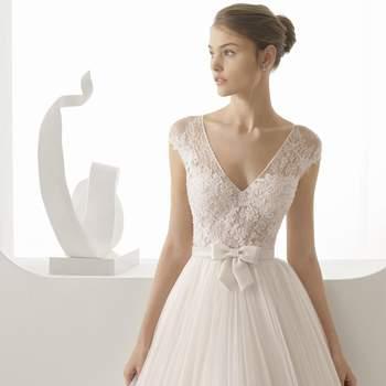 Robe de mariée Rosa Clara - Modèle Alicia