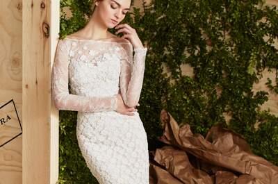 Abiti da sposa Carolina Herrera 2017: romanticismo ed eleganza in modelli esclusivi