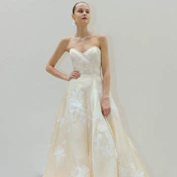 Créditos: Francesca Miranda | New York Bridal Week