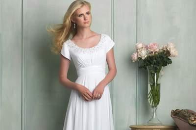 Allure Bridals 2015: Elegance & Glamour