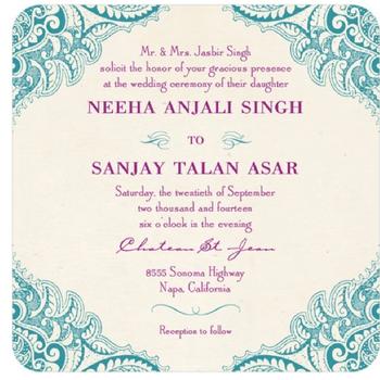 Foto Wedding Paper Divas
