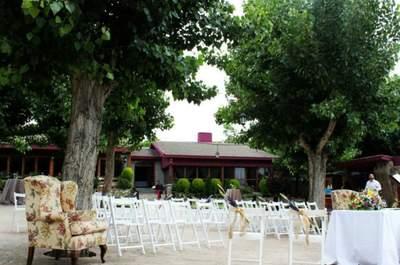 Los 9 mejores lugares para una boda rustic chic en Madrid