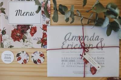 Convite: Dona Amélie. Foto: Divulgação