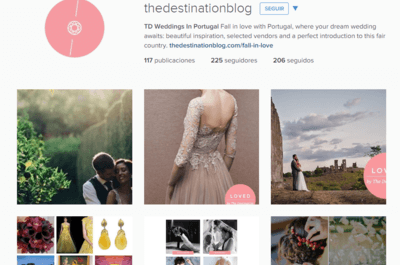 Instagram Destination blog
