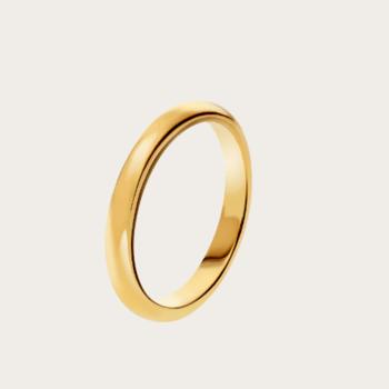 Bvlgari - Fedi alianças de casamento de ouro