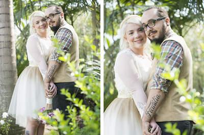 Isabel & Camilo: una boda espectacular fuera de lo tradicional