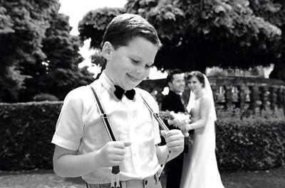 As 50 formas de ver o casamento pela mente de uma criança!