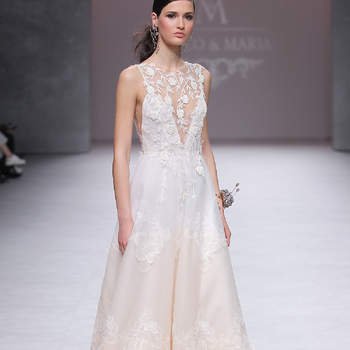 Créditos: Marco & Maria | Barcelona Bridal Fashion Week
