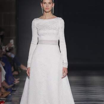 Rosa Clará. Barcelona Bridal Fashion Week