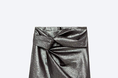 Юбки и платья с запахом: новая модная тенденция!