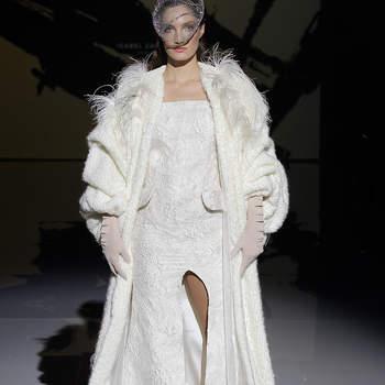Isabel Zapardiez Credits: Barcelona Bridal Fashion Week