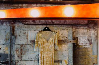 Un mariage rustique Vintage dans un vrai urban Loft new-yorquais : celui de Maya et Uri