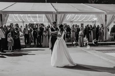 Y vivieron felices para siempre: la boda de Marta y Javier