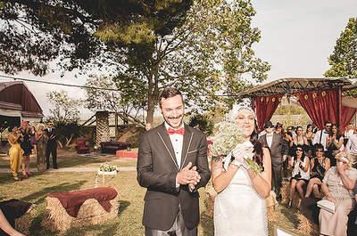 Hochzeit im Vintage Stil – Trends 2014