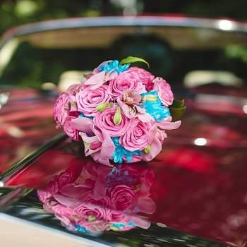Créditos: Bridal bouquet