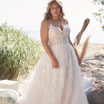 Rebecca Ingram, robe Katiya