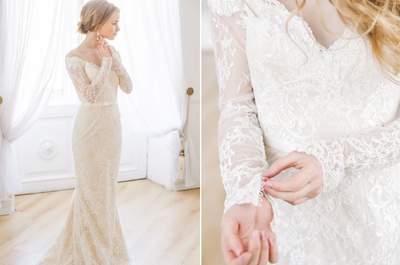 Любовь — бесценна... А ваше свадебное платье — нет!