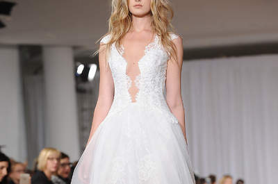 Our favourite wedding dresses from New York Bridal Week 2016!