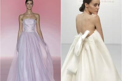Hannibal Laguna lanza una nueva línea de vestidos de novia de la mano de Higar Novias
