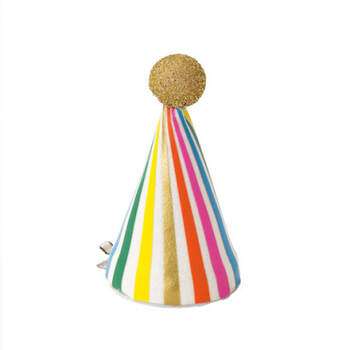 Sombrero Cumpleaños Arco Iris- Compra en The Wedding Shop
