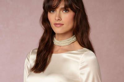 Entdecken Sie Brautschmuck mit Perlen für sich. Aus mit dem schlechten Omen!