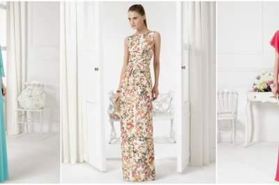 50 шикарных вечерних платьев на свадьбу Aire Barcelona 2016: выберите свое единственное!