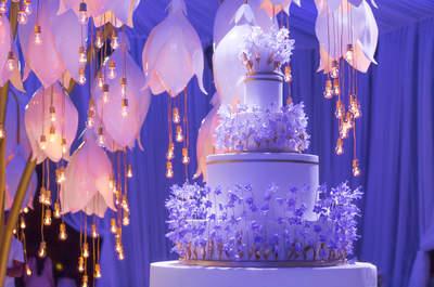 Правильный выбор: что нужно знать о свадебном торте?