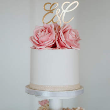 Inspiração para bolos de casamento originais e diferentes | Créditos: The Cake Shop - Cake Design by Sónia Marreiros