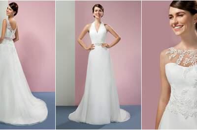 Découvrez Orea Sposa 2017, une collection de robes de mariée romantiques et modernes