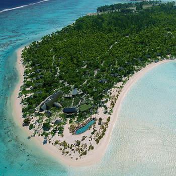 """Pippa e James passaram a <a href=""""https://www.zankyou.pt/p/a-lua-de-mel-de-pippa-middleton-sera-a-melhor-lua-de-mel-de-2017"""">lua-de-mel em Tetiaroa</a>, uma pequena ilha na Polinésia Francesa a 48 quilómetros do Taiti, apenas acessível por avião e outrora propriedade de Marlon Brand. Foto: The Brando"""