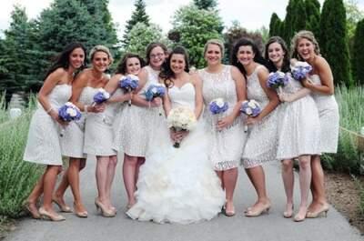 #MartesDeBodas: Todo sobre moda, estilo y tendencias 2013 para damas de boda
