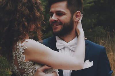 Film ślubny w rytmie muzyki klubowej. Zapraszamy!