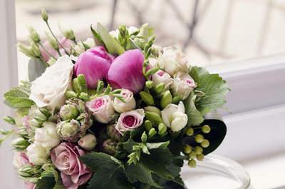 Ideale Brautsträuße für Ihre Frühlings-, Sommerhochzeit 2015: Lassen Sie Ihre Hochzeitsfarbe lebendig werden!