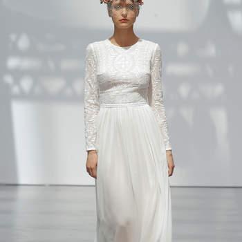 Pol Nuñez. Credits- Pasarela Costura España