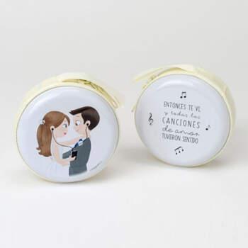 Monedero para recién casados con cremallera- Compra en The Wedding Shop