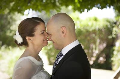 Consigue los recuerdos más divertidos de tu boda con las fotografías de Daniel Haro Fotógrafo